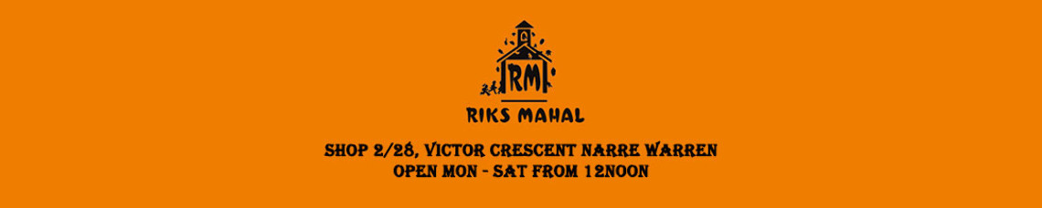 Riks Mahal (Narre Warren) Order Online (Official Website)